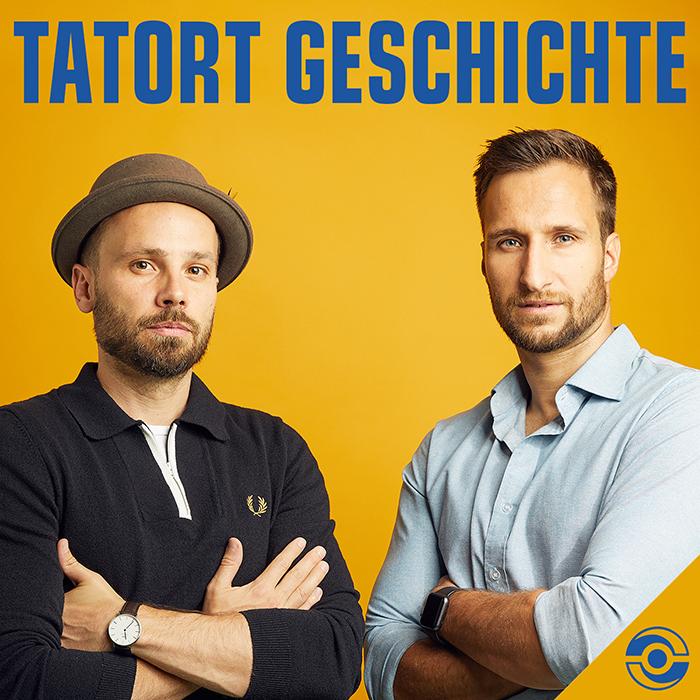Cover Podcast Tatort Geschichte